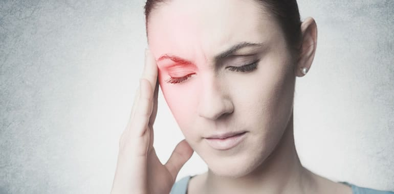 Pain Behind Your Eyeball? What Is It and How Can You Get Rid of It?